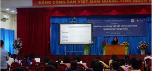 Tầm nhìn của trường học thông minh 789.vn
