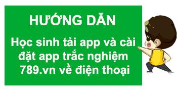 Hướng dẫn cài đặt tải ứng dụng 789.vn về điện thoại