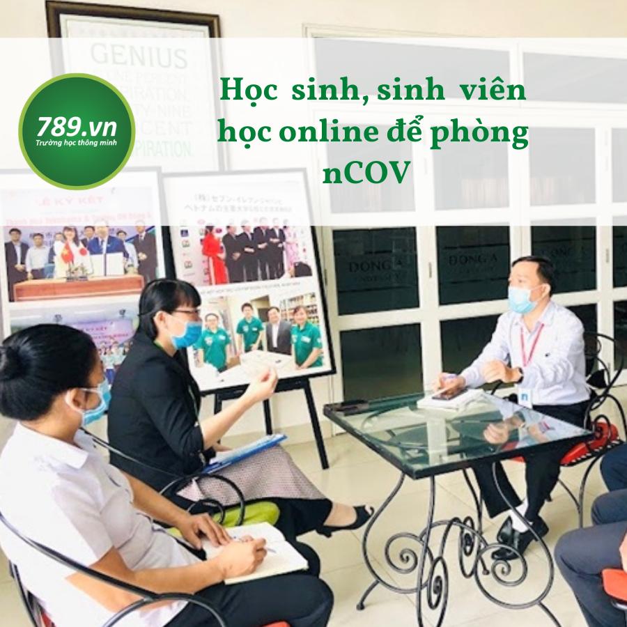Ngừng đến trường nhưng không ngừng học tập - Đà Nẵng đã chuyển đổi phương thức giảng dạy